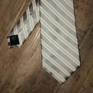 Striped Express Tie